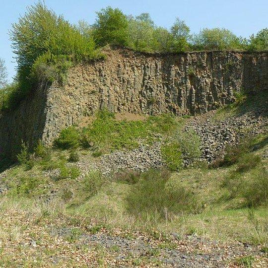 Fels- und Schuttbereiche, wichtige Sonderstandorte in den aufgelassenen ehemaligen Steinbrüchen